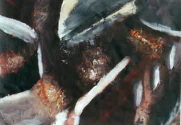 06 Transparence - Abstraits - Jérôme Muller Peinture