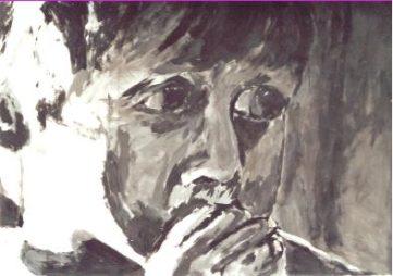 11 JB noir et blanc - Divers - Jérôme Muller Peinture