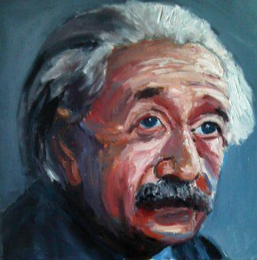 42 Albert - Portraits - Jérôme Muller Peinture