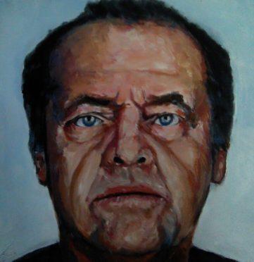 48 Jack - Portraits - Jérôme Muller Peinture