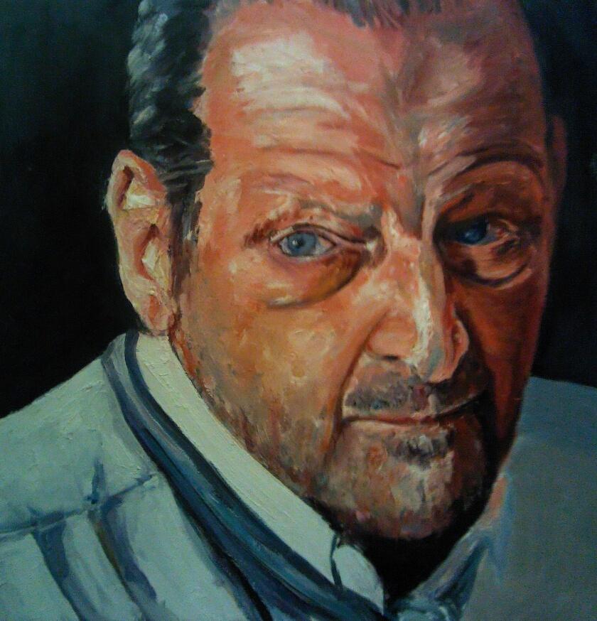 50 Lucian Freud - Portraits - Jérôme Muller Peinture