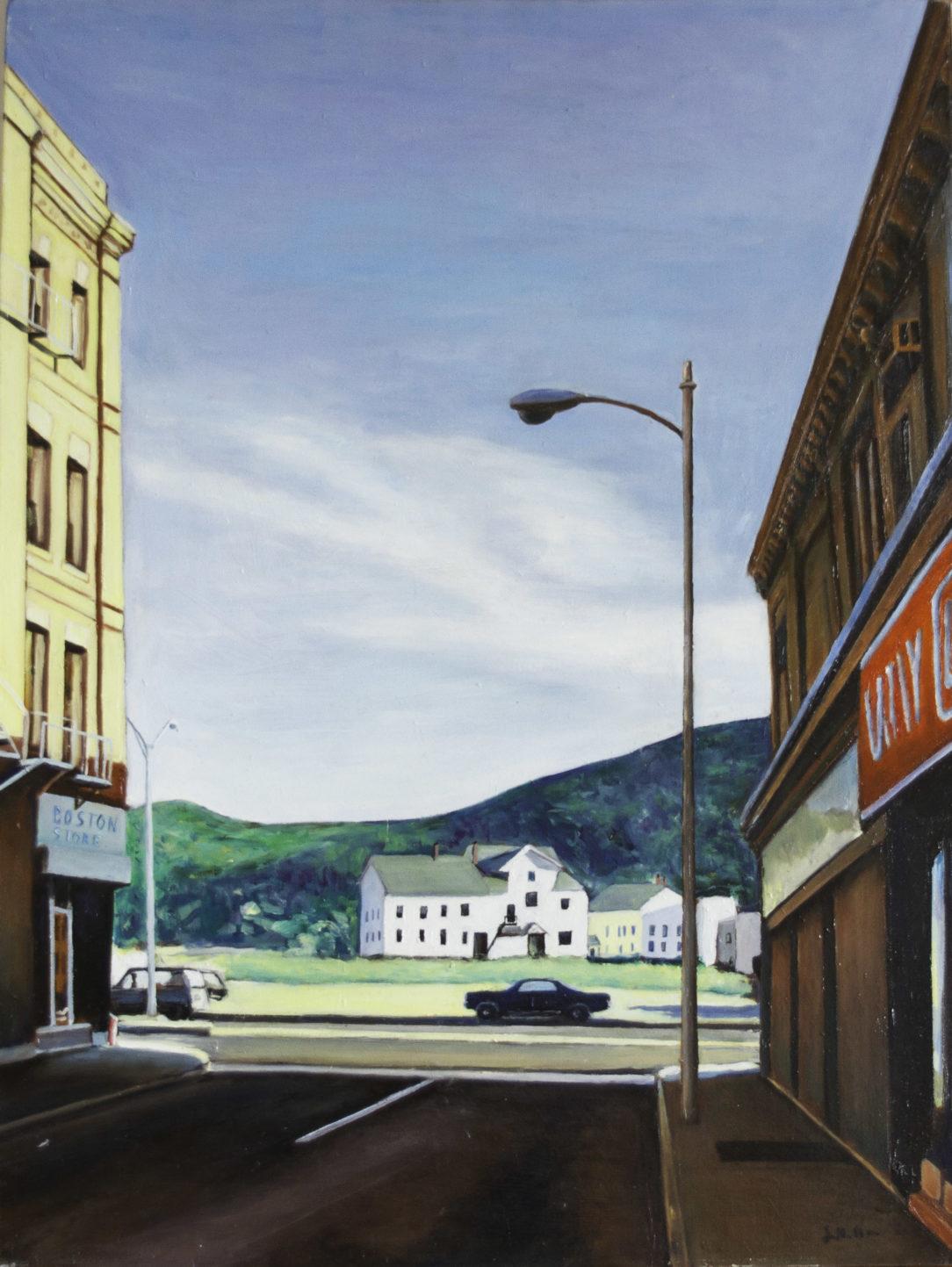 102 Maison Blanche - USA - Jérôme Muller Peinture
