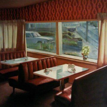 105 Restaurant - USA - Jérôme Muller Peinture