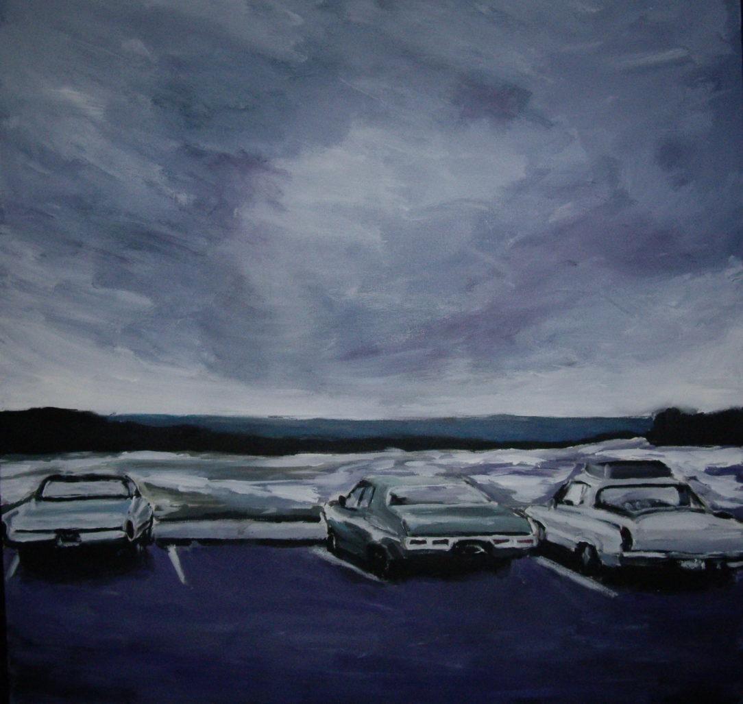 108 3 voitures - USA - Jérôme Muller Peinture