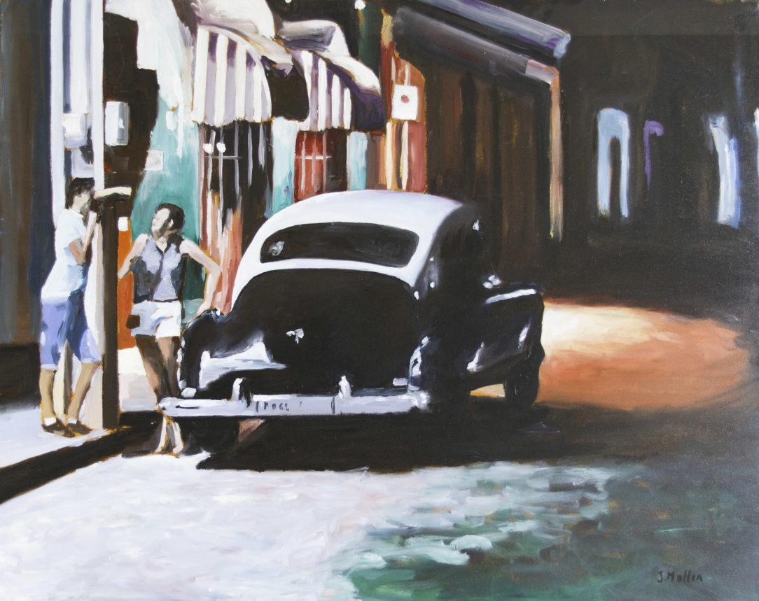 113 La Havane - Voyage - Jérôme Muller Peinture