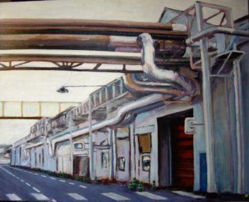 33 Rue 107 - Usine - Jérôme Muller Peinture